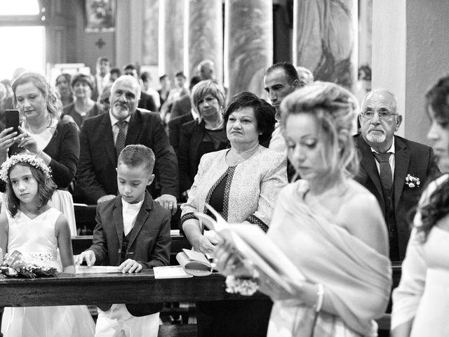Il matrimonio di Marco e Jessica a Santo Stefano Ticino, Milano 47
