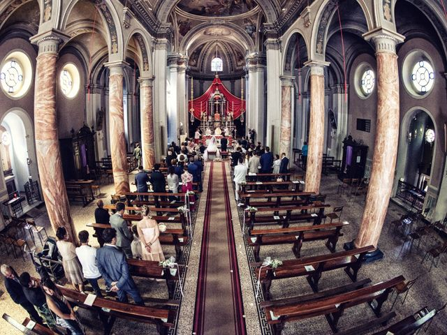 Il matrimonio di Marco e Jessica a Santo Stefano Ticino, Milano 52