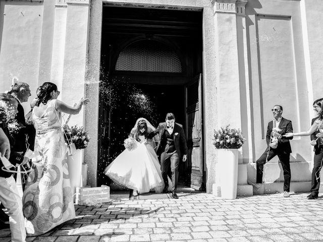 Il matrimonio di Marco e Jessica a Santo Stefano Ticino, Milano 54