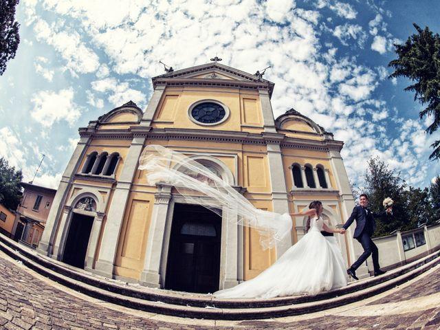 Il matrimonio di Marco e Jessica a Santo Stefano Ticino, Milano 58