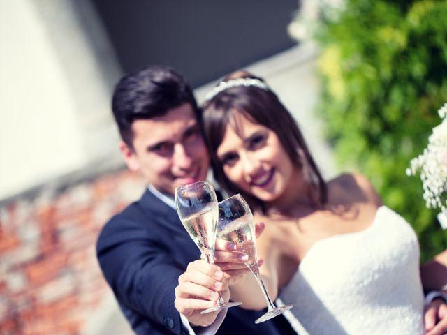 Il matrimonio di Marco e Jessica a Santo Stefano Ticino, Milano 61