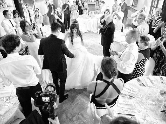 Il matrimonio di Marco e Jessica a Santo Stefano Ticino, Milano 63