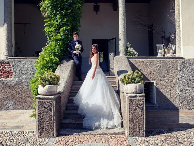 Il matrimonio di Marco e Jessica a Santo Stefano Ticino, Milano 69