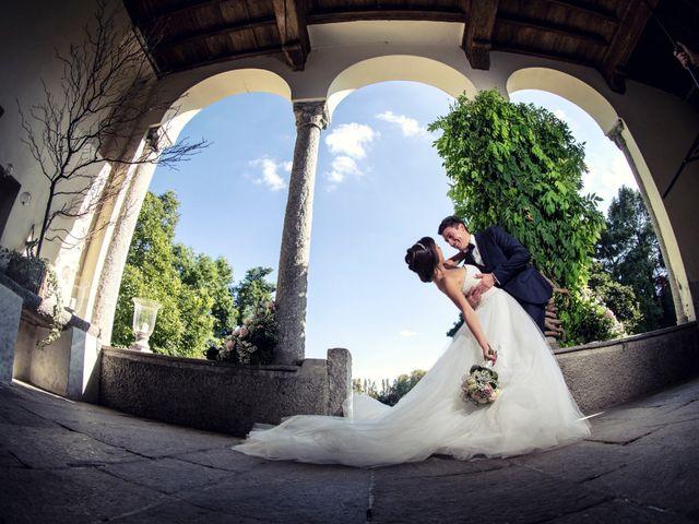 Il matrimonio di Marco e Jessica a Santo Stefano Ticino, Milano 2