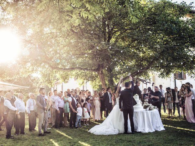 Il matrimonio di Marco e Jessica a Santo Stefano Ticino, Milano 77