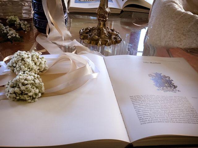 Il matrimonio di Andrea e Francesca a Lamporecchio, Pistoia 3