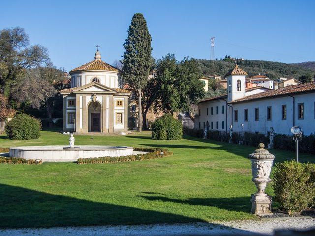 Il matrimonio di Andrea e Francesca a Lamporecchio, Pistoia 7