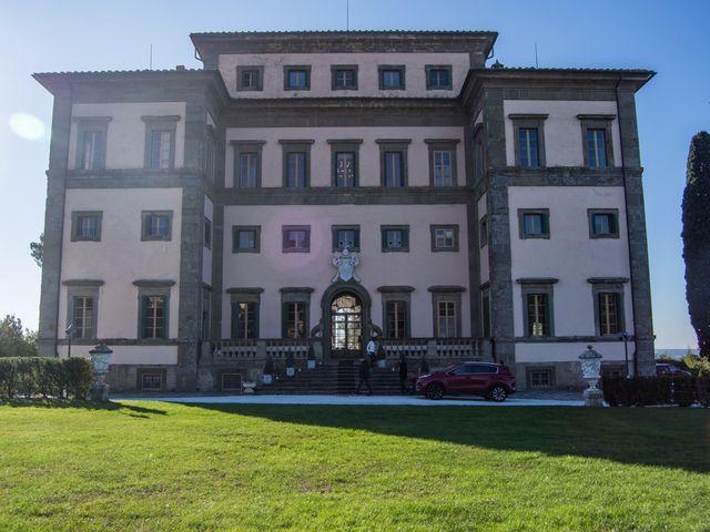 Il matrimonio di Andrea e Francesca a Lamporecchio, Pistoia 8