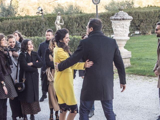 Il matrimonio di Andrea e Francesca a Lamporecchio, Pistoia 15