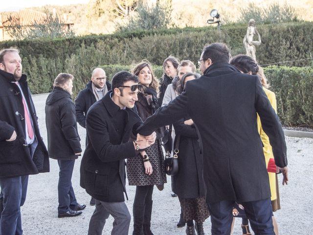 Il matrimonio di Andrea e Francesca a Lamporecchio, Pistoia 16