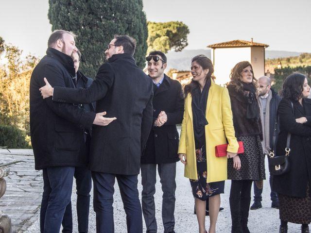 Il matrimonio di Andrea e Francesca a Lamporecchio, Pistoia 17