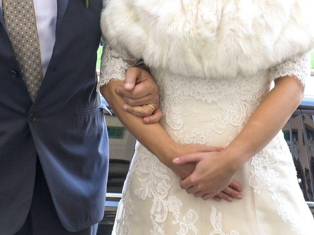 Il matrimonio di Andrea e Francesca a Lamporecchio, Pistoia 25