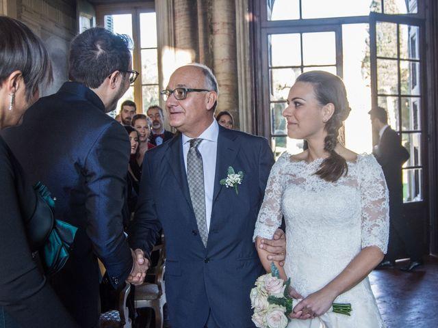 Il matrimonio di Andrea e Francesca a Lamporecchio, Pistoia 28