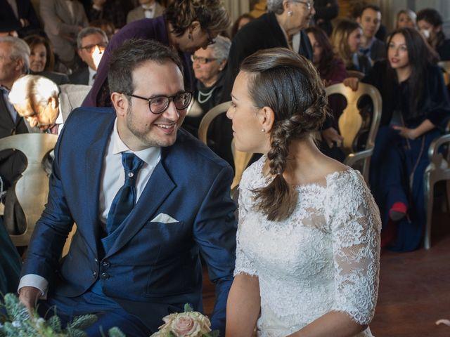 Il matrimonio di Andrea e Francesca a Lamporecchio, Pistoia 31