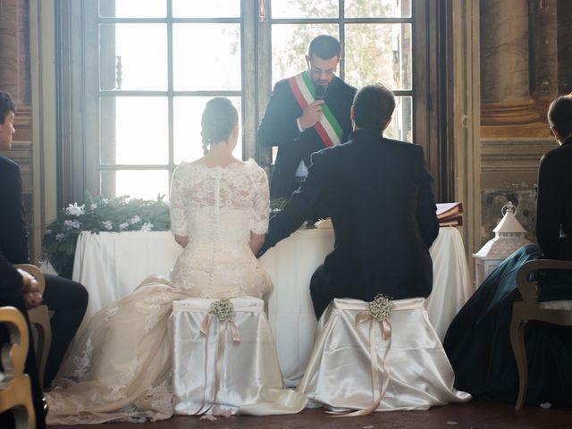Il matrimonio di Andrea e Francesca a Lamporecchio, Pistoia 33