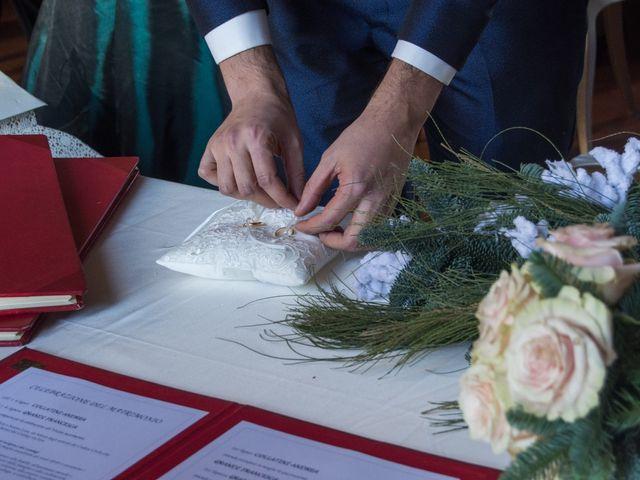 Il matrimonio di Andrea e Francesca a Lamporecchio, Pistoia 34