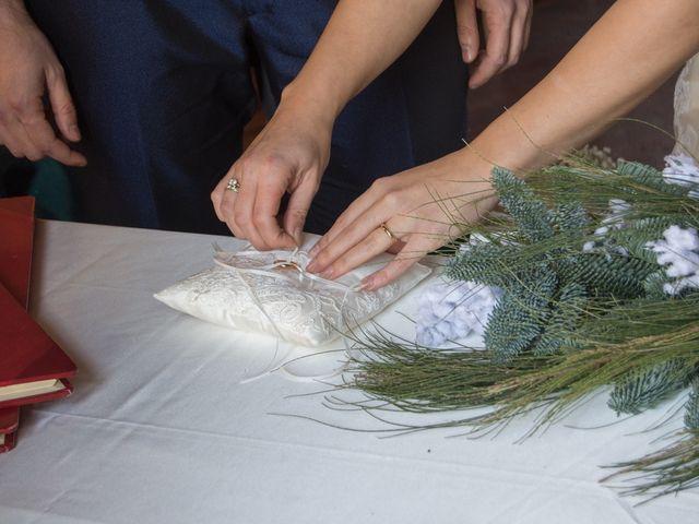 Il matrimonio di Andrea e Francesca a Lamporecchio, Pistoia 37