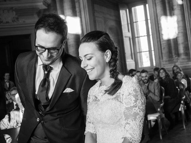 Il matrimonio di Andrea e Francesca a Lamporecchio, Pistoia 41