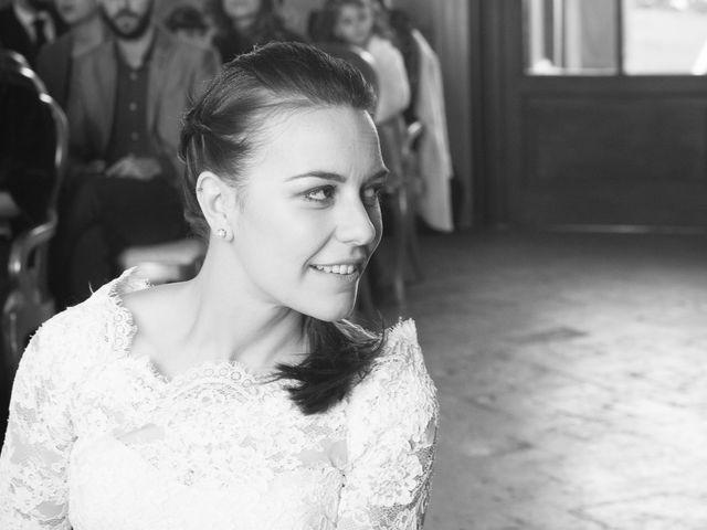 Il matrimonio di Andrea e Francesca a Lamporecchio, Pistoia 45