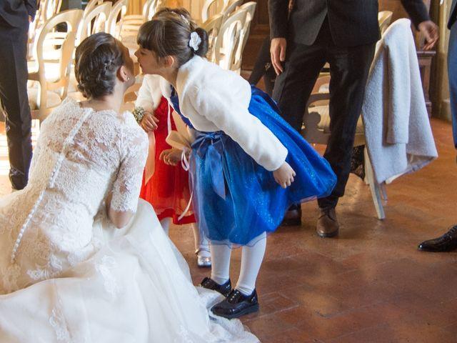 Il matrimonio di Andrea e Francesca a Lamporecchio, Pistoia 60