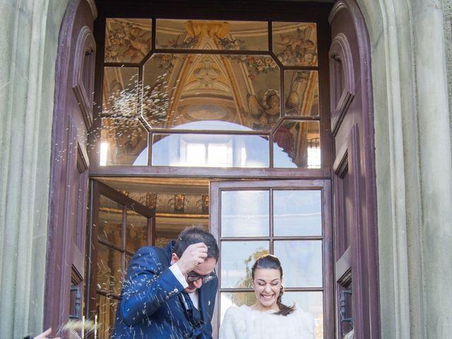 Il matrimonio di Andrea e Francesca a Lamporecchio, Pistoia 63