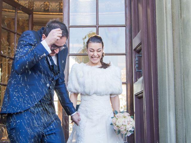 Il matrimonio di Andrea e Francesca a Lamporecchio, Pistoia 64