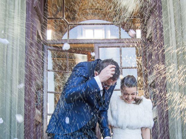 Il matrimonio di Andrea e Francesca a Lamporecchio, Pistoia 65