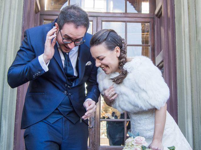 Il matrimonio di Andrea e Francesca a Lamporecchio, Pistoia 66
