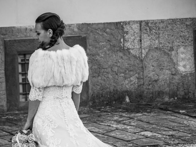 Il matrimonio di Andrea e Francesca a Lamporecchio, Pistoia 75