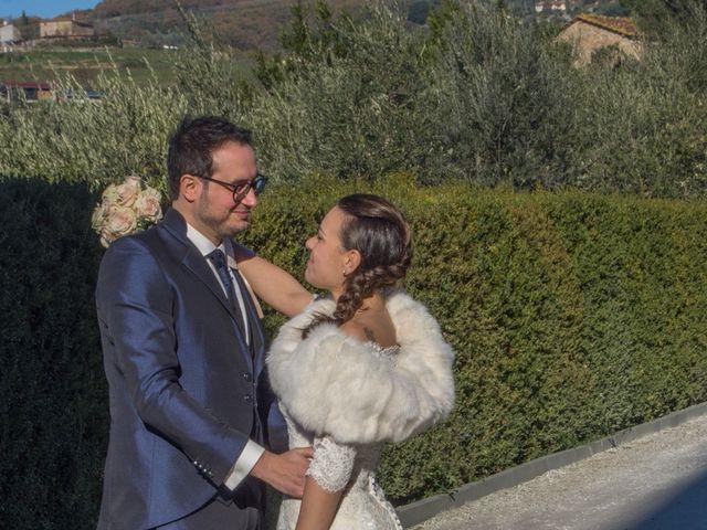 Il matrimonio di Andrea e Francesca a Lamporecchio, Pistoia 78