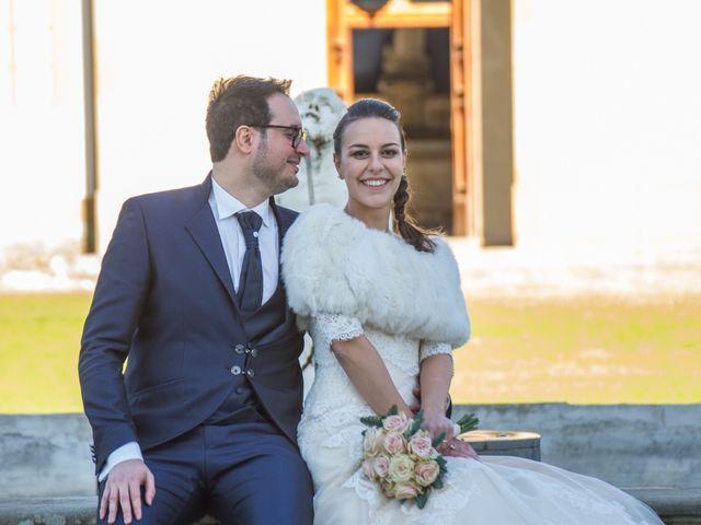 Il matrimonio di Andrea e Francesca a Lamporecchio, Pistoia 80
