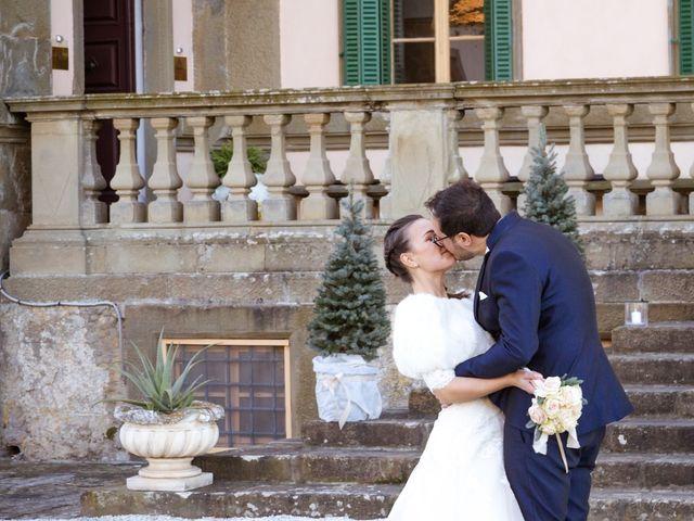 Il matrimonio di Andrea e Francesca a Lamporecchio, Pistoia 86