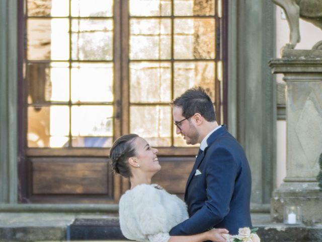 Il matrimonio di Andrea e Francesca a Lamporecchio, Pistoia 87