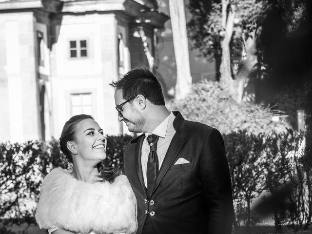 Il matrimonio di Andrea e Francesca a Lamporecchio, Pistoia 90