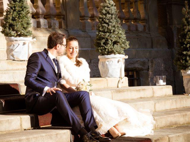 Il matrimonio di Andrea e Francesca a Lamporecchio, Pistoia 91