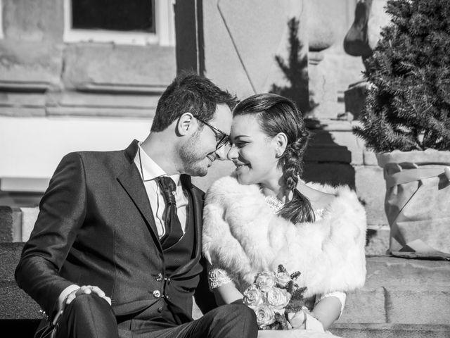 Il matrimonio di Andrea e Francesca a Lamporecchio, Pistoia 94