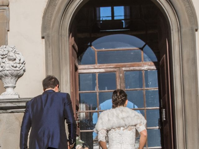 Il matrimonio di Andrea e Francesca a Lamporecchio, Pistoia 99