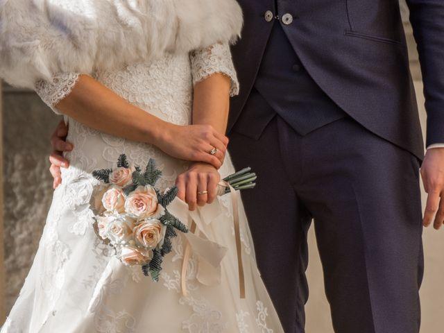 Il matrimonio di Andrea e Francesca a Lamporecchio, Pistoia 100