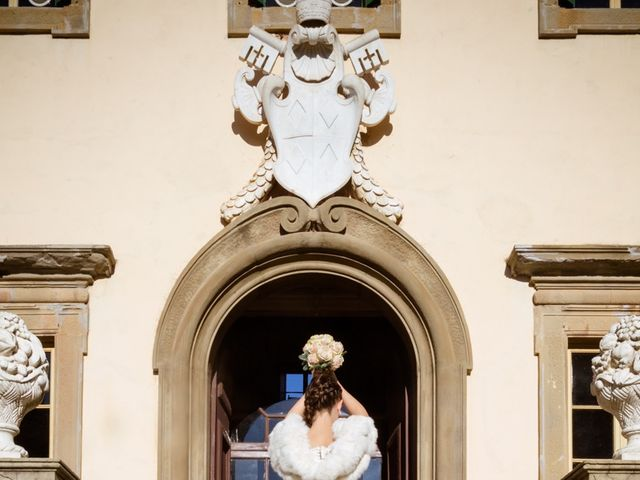 Il matrimonio di Andrea e Francesca a Lamporecchio, Pistoia 101