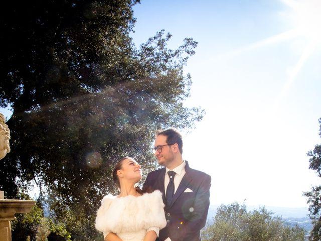Il matrimonio di Andrea e Francesca a Lamporecchio, Pistoia 107