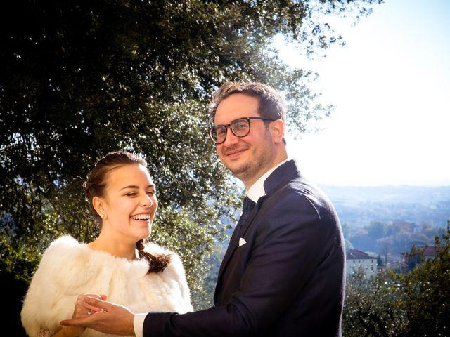 Il matrimonio di Andrea e Francesca a Lamporecchio, Pistoia 109