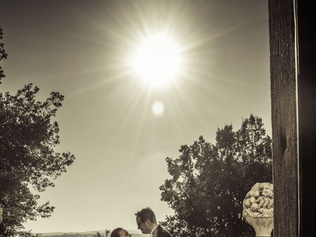Il matrimonio di Andrea e Francesca a Lamporecchio, Pistoia 113