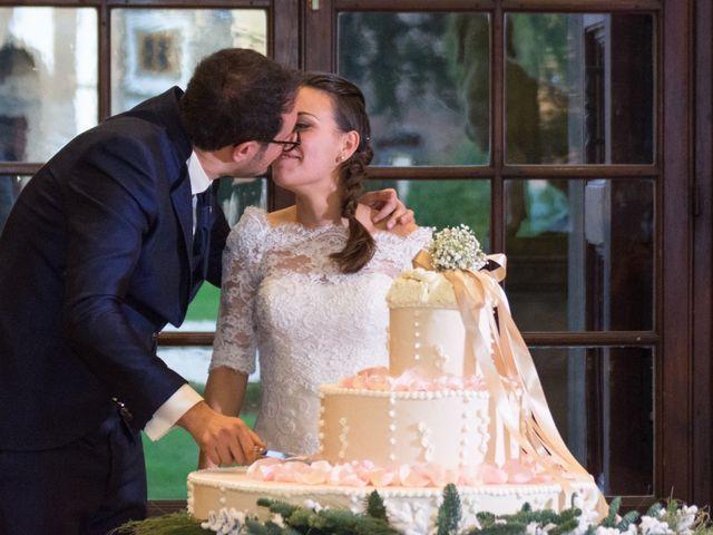 Il matrimonio di Andrea e Francesca a Lamporecchio, Pistoia 130