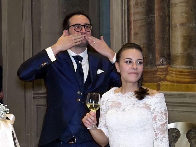 Il matrimonio di Andrea e Francesca a Lamporecchio, Pistoia 133