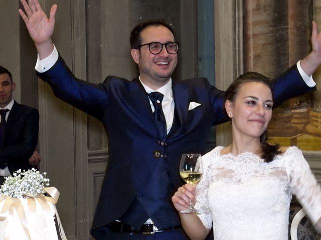Il matrimonio di Andrea e Francesca a Lamporecchio, Pistoia 134