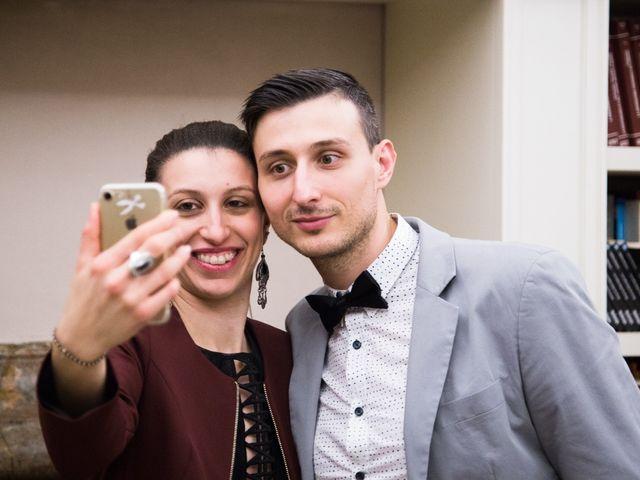 Il matrimonio di Andrea e Francesca a Lamporecchio, Pistoia 138