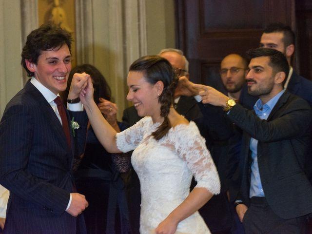 Il matrimonio di Andrea e Francesca a Lamporecchio, Pistoia 144