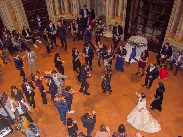 Il matrimonio di Andrea e Francesca a Lamporecchio, Pistoia 147