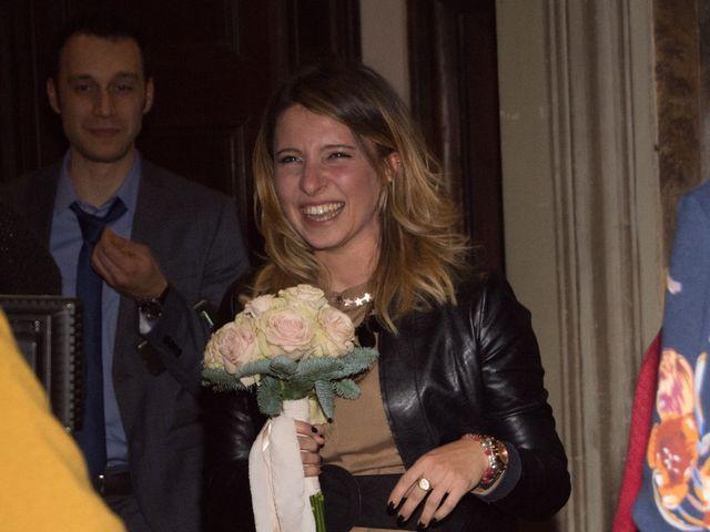 Il matrimonio di Andrea e Francesca a Lamporecchio, Pistoia 153