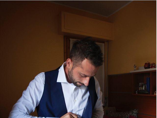 Il matrimonio di Filippo e Veronica a Mombaroccio, Pesaro - Urbino 3